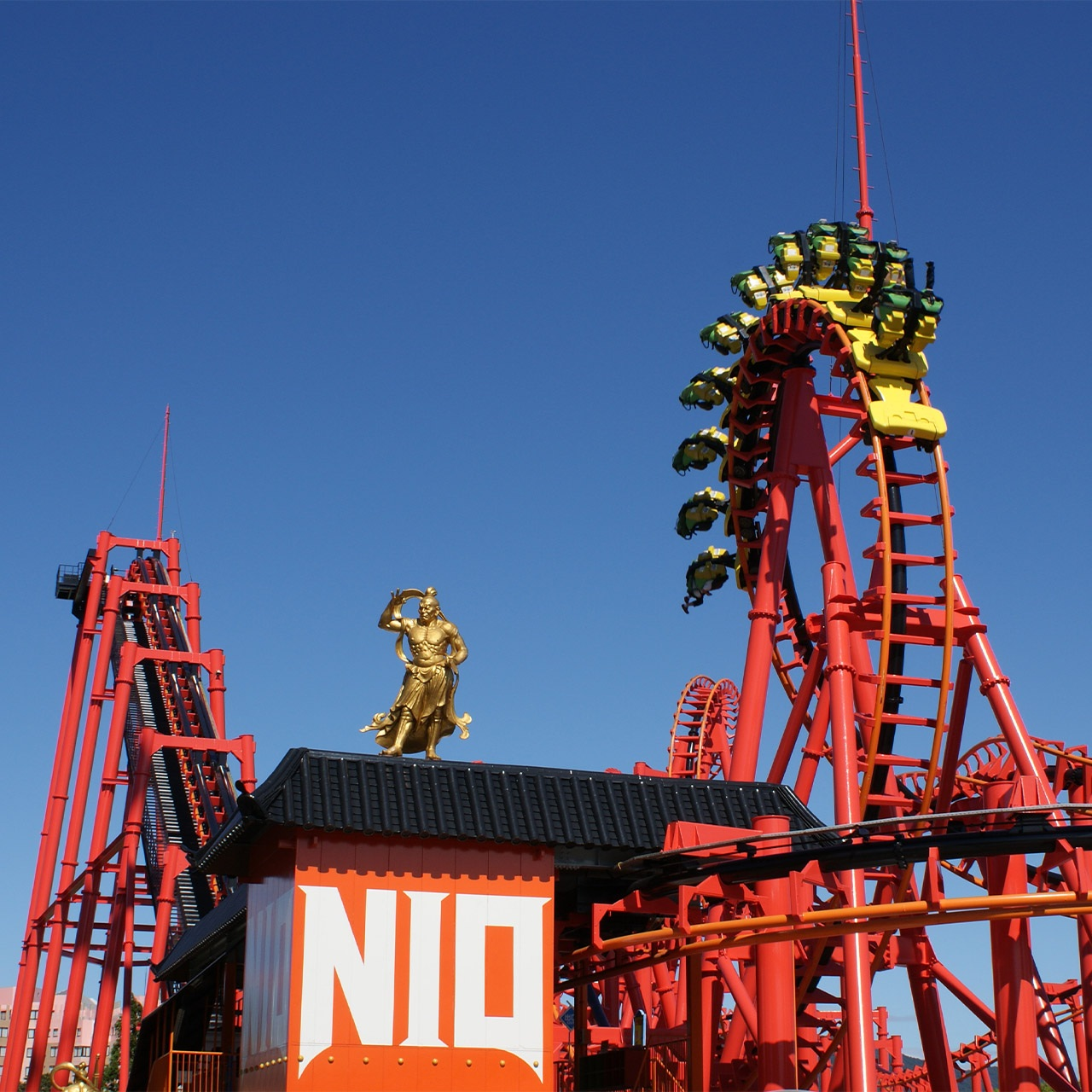 NIO(ニオー) - グリーンランド公式ホームページ(九州)